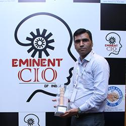 AMIT TOMER - Eminent CIO's Of India 2019