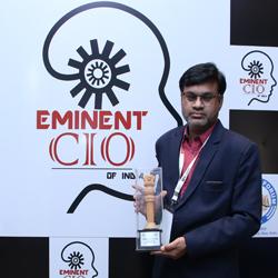 AMRRUT URRKUDE - Eminent CIO's Of India 2019