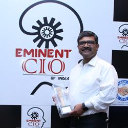 ANIL SHARMA- Eminent CIO's Of India 2019
