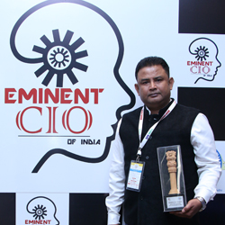 BIBHAS SEN CHOUDHURI- Eminent CIO's Of India 2019