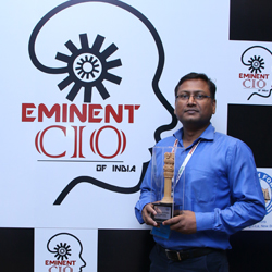 DR. VINEET BANSAL - Eminent CIO's Of India 2019