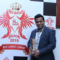 RAVINDER  ARORA - Eminent CIO's Of India 2019