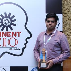 SANDEEP JAMDAGNI- Eminent CIO's Of India 2019