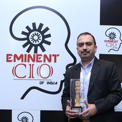 SUNIL GUBRANI - Eminent CIO's Of India 2019