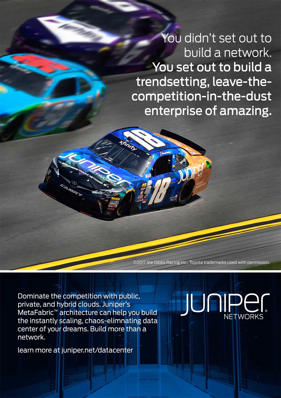 juniper- Most Advertisement Brand by My Brand Book