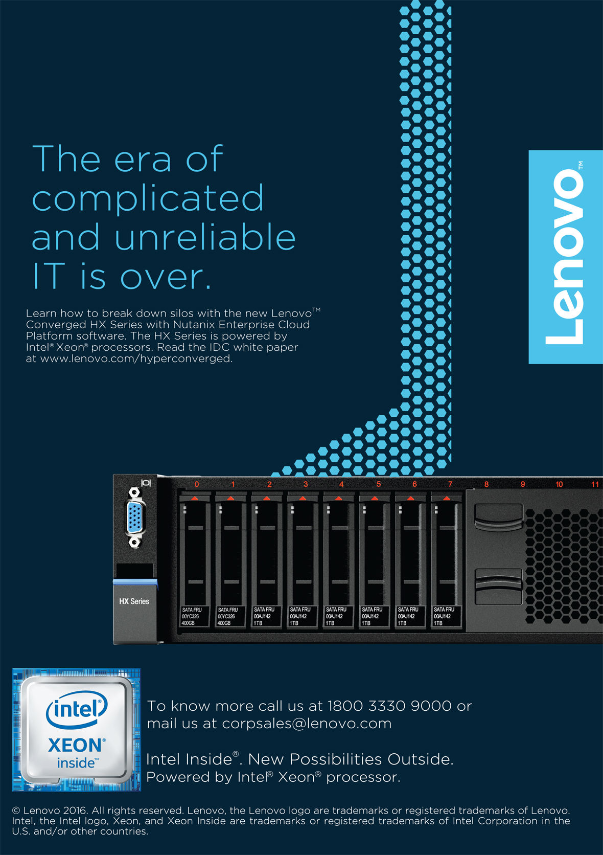 LENOVO- Most Advertisement Brand by My Brand Book
