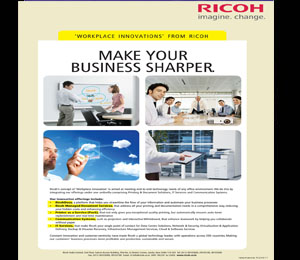 RICOH INDIA LTD.- Most Advertisement Brand by My Brand Book