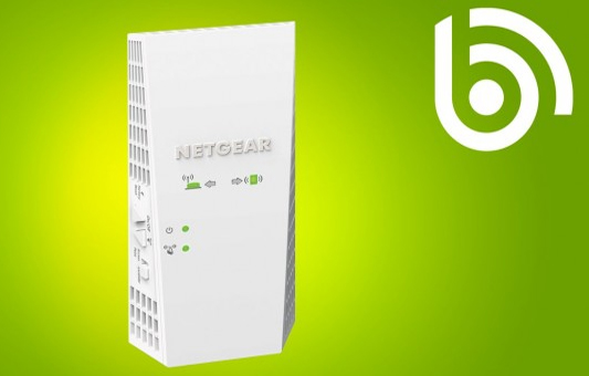 NETGEAR EX6120 Wifi range extender-EX6120