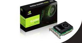 Leadtek Launches NVIDIA Quadro M2000