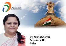 Digital India - Dr. Aruna Sharma Secretary, IT, DeitY