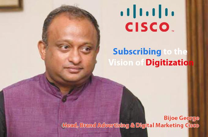 Top IT Brand - Cisco india