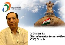 Digital india- Dr Gulshan Rai Chief Information Security Officer (CISO) Of India