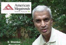 ICONS OF INDIA - S. Shankar, President,AMI