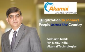 Top IT Brand Sidharth Malik VP & MD, India, Akamai Technologies