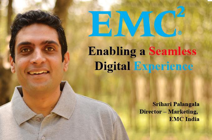 Top IT Brand - Srihari Palangala Director – Marketing, EMC India