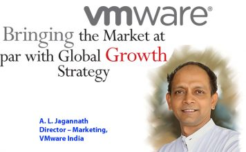 A. L. Jagannath Director – Marketing, VMware India