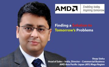 top it brand - Vinay Sinha Head of Sales – India, Director – Commercial Business AMD Asia Pacific-Japan,Mega Region