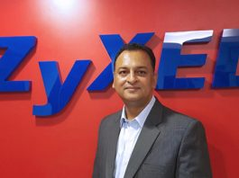 Gopal Joshi, Vice President Sales, India & SAARC – ZyXEL