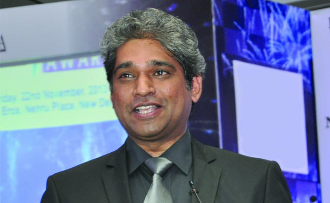 Lux Rao, Country Leader-Future Cities & CTO-Technology Services, HP India