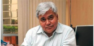 R S Sharma, Chairman- Telecom Regulatory Authority of India
