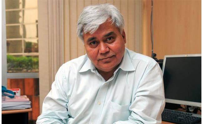 R S Sharma, Chairman- Telecom Regulatory Authority of India