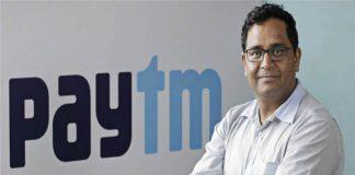 Vijay Sekhar Sharma Founder, Paytm