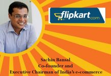 icon of india-Sachin Bansal, Co-founder, Flipkart