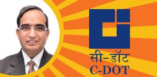 icon of india-Vipin Tyagi Director & Member of Board, C-DOT