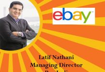 icon of india- Latif Nathani Managing Director eBay India