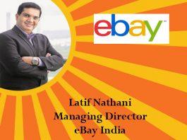 icon of india- Latif Nathani Managing Director eBay India