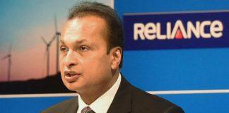 Anil Dhirubhai Ambani, Chairman, Reliance