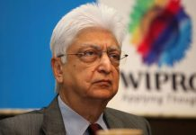Azim Hasham Premji, Chairman and CEO, Wipro