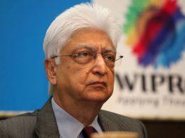Azim Hasham Premji, Chairman and CEO, Wipro
