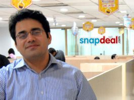 Kunal Bahl, Co-founder and CEO, Snapdeal.com