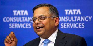 Natarajan Chandrasekaran, CEO and MD, TCS