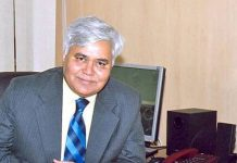 R S Sharma, Chairman, Telecom Regulatory Authority of India