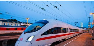 Icomera and Ericsson manages Wi-Fi for Deutsche Bahn's high-speed ICE trains