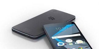 BlackBerry Brings Two New Smartphones in India