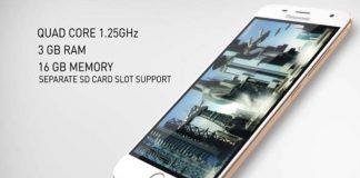 Panasonic 4G smartphone Eluga PRIM